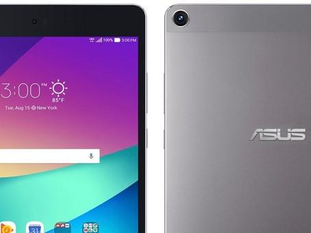 Vazamento revela visual do tablet ZenPad Z8 (2017)