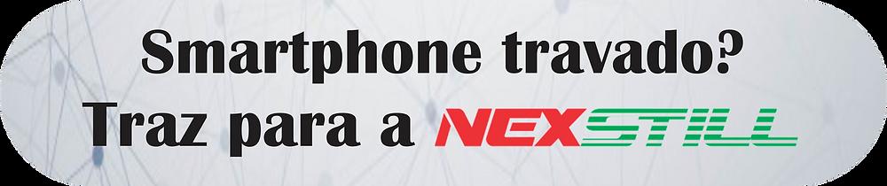 Smartphone travado
