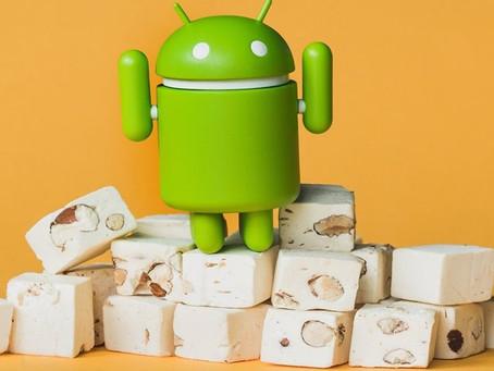Nougat só está presente em 13,5% dos aparelhos com Android