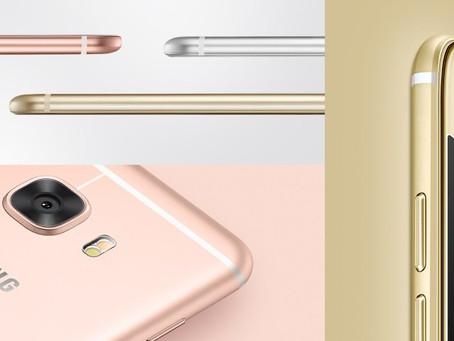 Samsung pode trazer o C5 Pro para outros mercados além da China