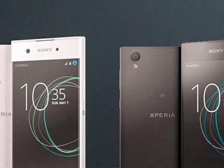 Sony inicia venda dos smartphones Xperia XA1 e Xperia L1 no Brasil