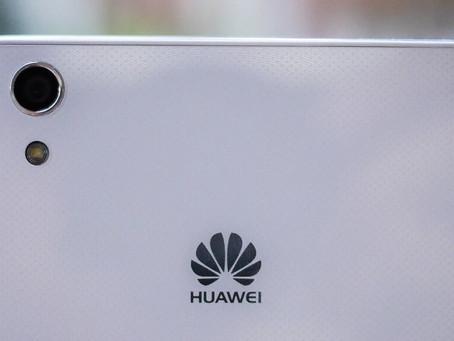 Huawei tem crescimento lento e os smartphones são os culpados