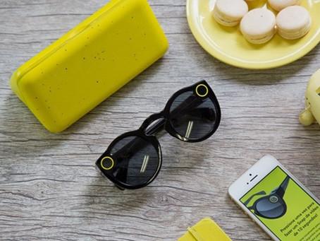 Snapchat já estaria trabalhando em segunda geração do Spectacles