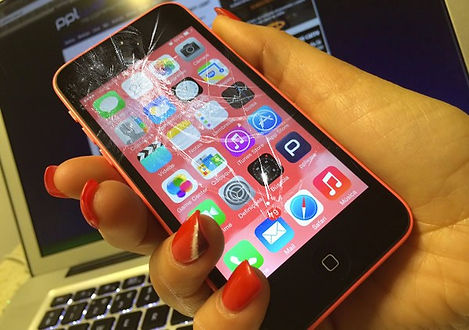 Iphone 5C assistênica técnica express