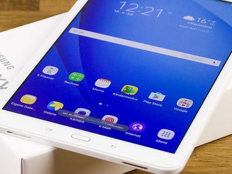 Galaxy Tab A 8.0 (2017) é certificado na China e pode chegar muito em breve