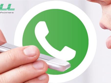 Agora é possível gravar áudio no WhatsApp sem manter o dedo grudado na tela