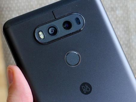 Nova imagem do LG V30 dá destaque ao que encontraremos na parte traseira