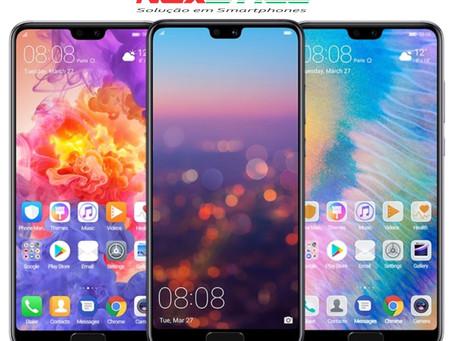 Huawei apresenta os novos tops de linha P20 e P20 Pro