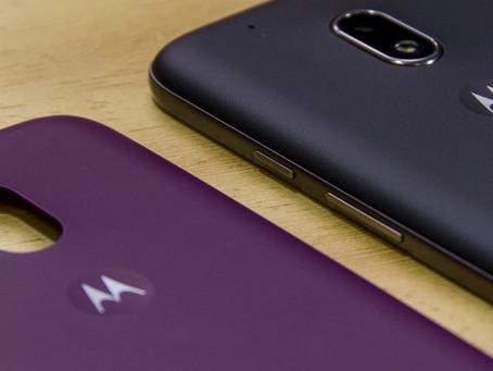 Moto G4 Play finalmente recebe atualização para Android Nougat 7.1.1