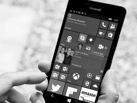 Windows Phone deve fechar 2016 com queda de 79% nas vendas globalmente