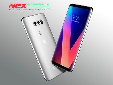 Com 256 GB e foco em IA, LG V30s deve ser apresentado na MWC 2018