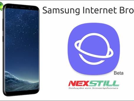 Navegador da Samsung já pode ser baixado em qualquer Android