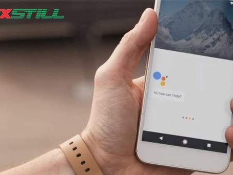 Novo visual de bordas curvas do Android está chegando ao Google Assistente