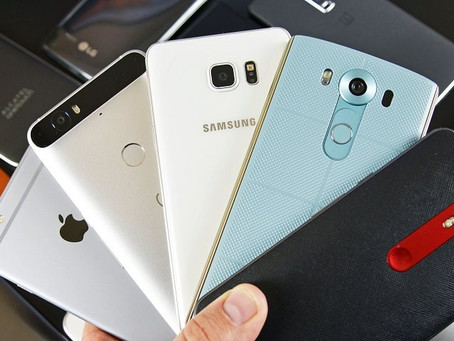 Google revela quais são os 15 smartphones mais seguros do mercado