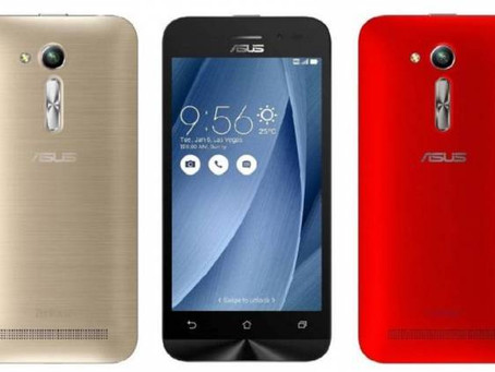 Novo Zenfone custa menos de R$ 400