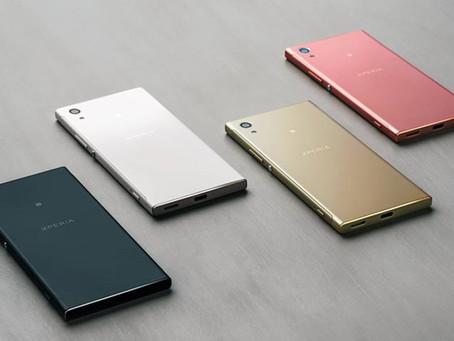 Sony Xperia XA1 e XA1 Ultra: foco na câmera e experiência de top de linha