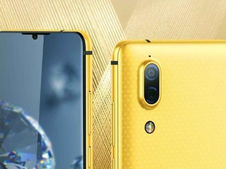 Vazam imagens e especificações do novo smartphone da Sharp; confira