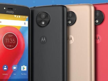 Motorola Moto C entra no mercado por US$ 95, cerca de R$ 308