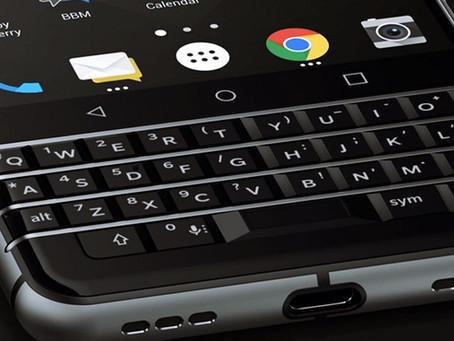 Quebrando a promessa: BlackBerry KeyOne atrasa e só deve chegar em maio