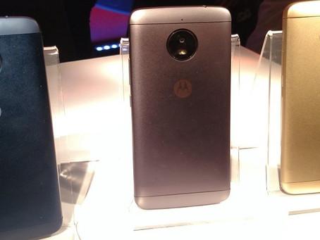 Motorola lança Moto E4 e Moto E4 Plus para o Brasil