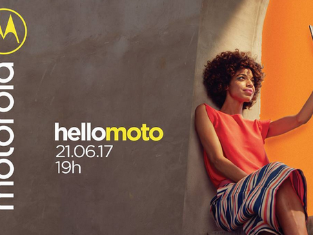 Motorola vai apresentar novos aparelhos no dia 21 de junho; mas quais?