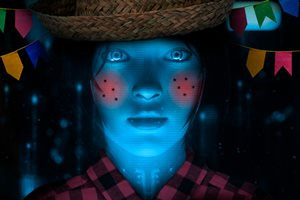 Pula fogueira, IA, IA! Cortana chega pronta para a festa junina