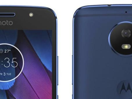 Fonte próxima à Lenovo revela novas imagens do Moto G5S