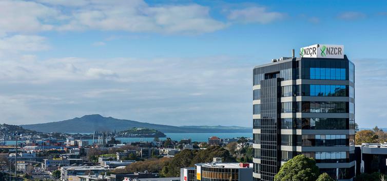 NZCR Building in Auckland