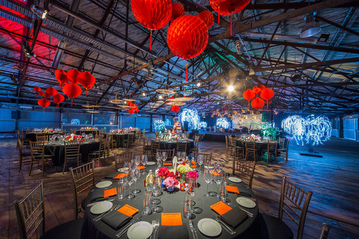 ASB Gala Dinner - Shed 10