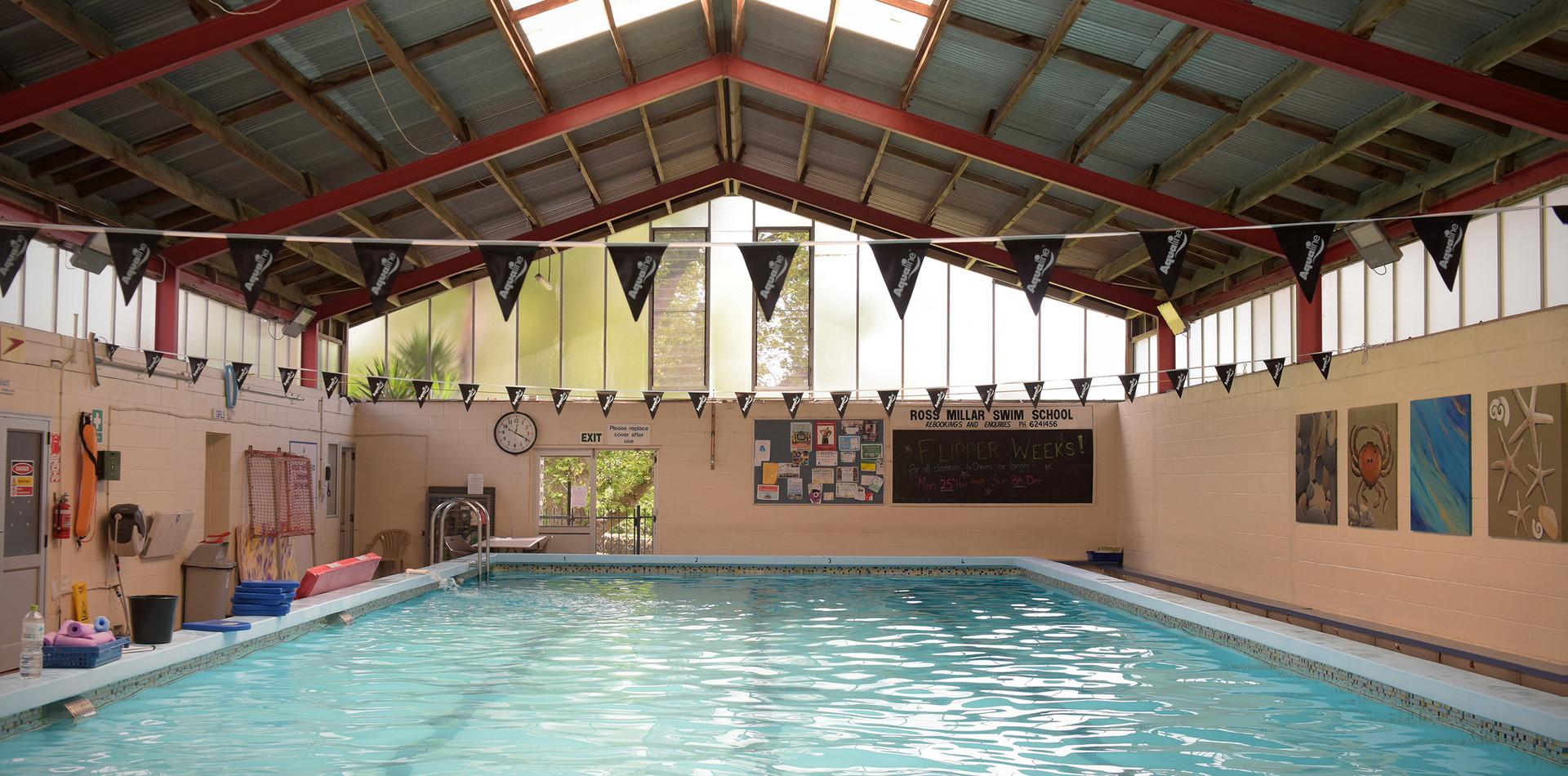 Three Kings School Indoor Pool