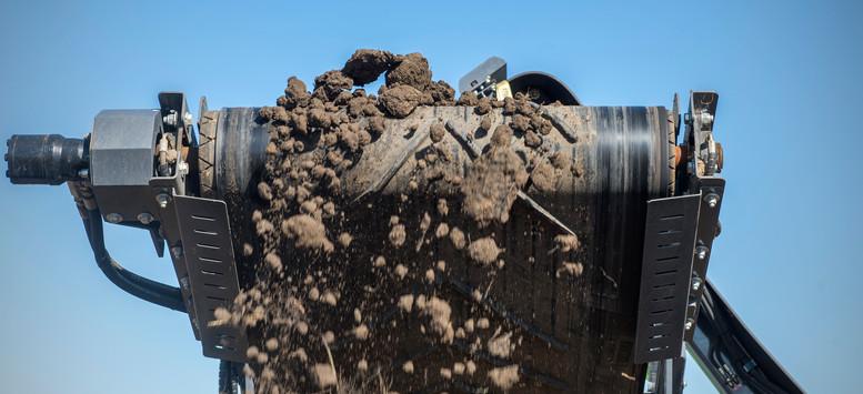 Soil Screening Machinery