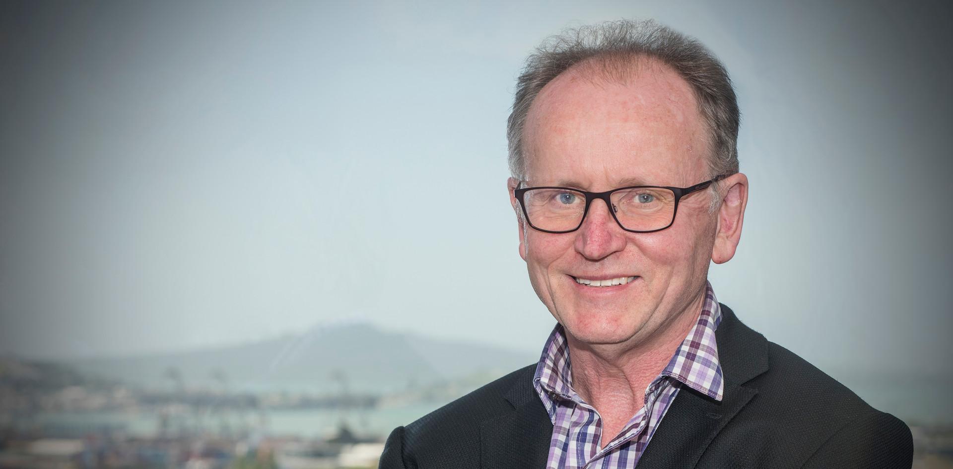 Prof Ed Gane ACS Director