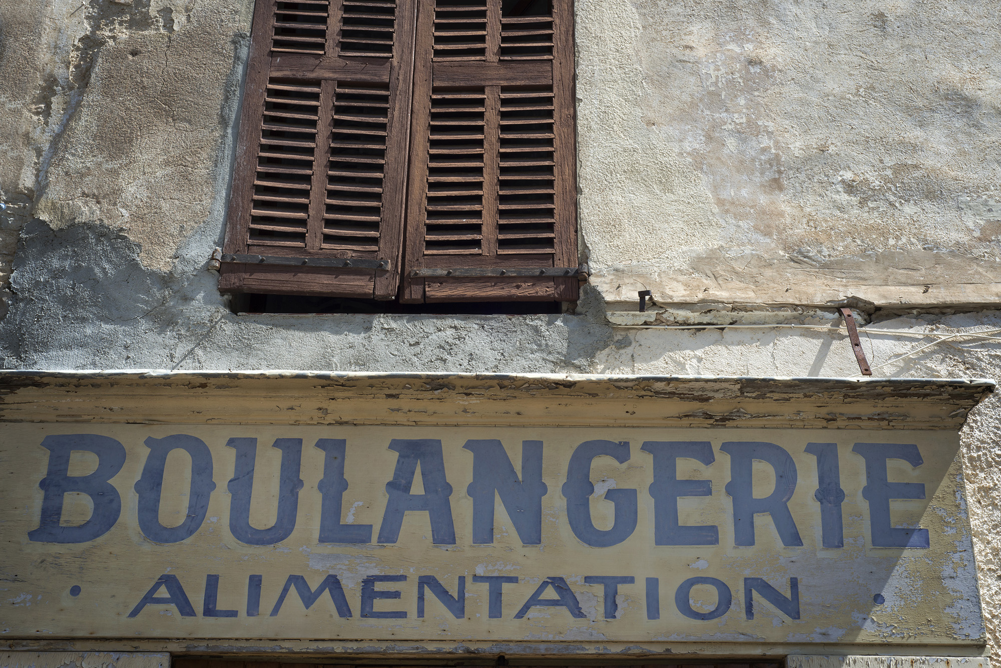 Fayence Boulangerie
