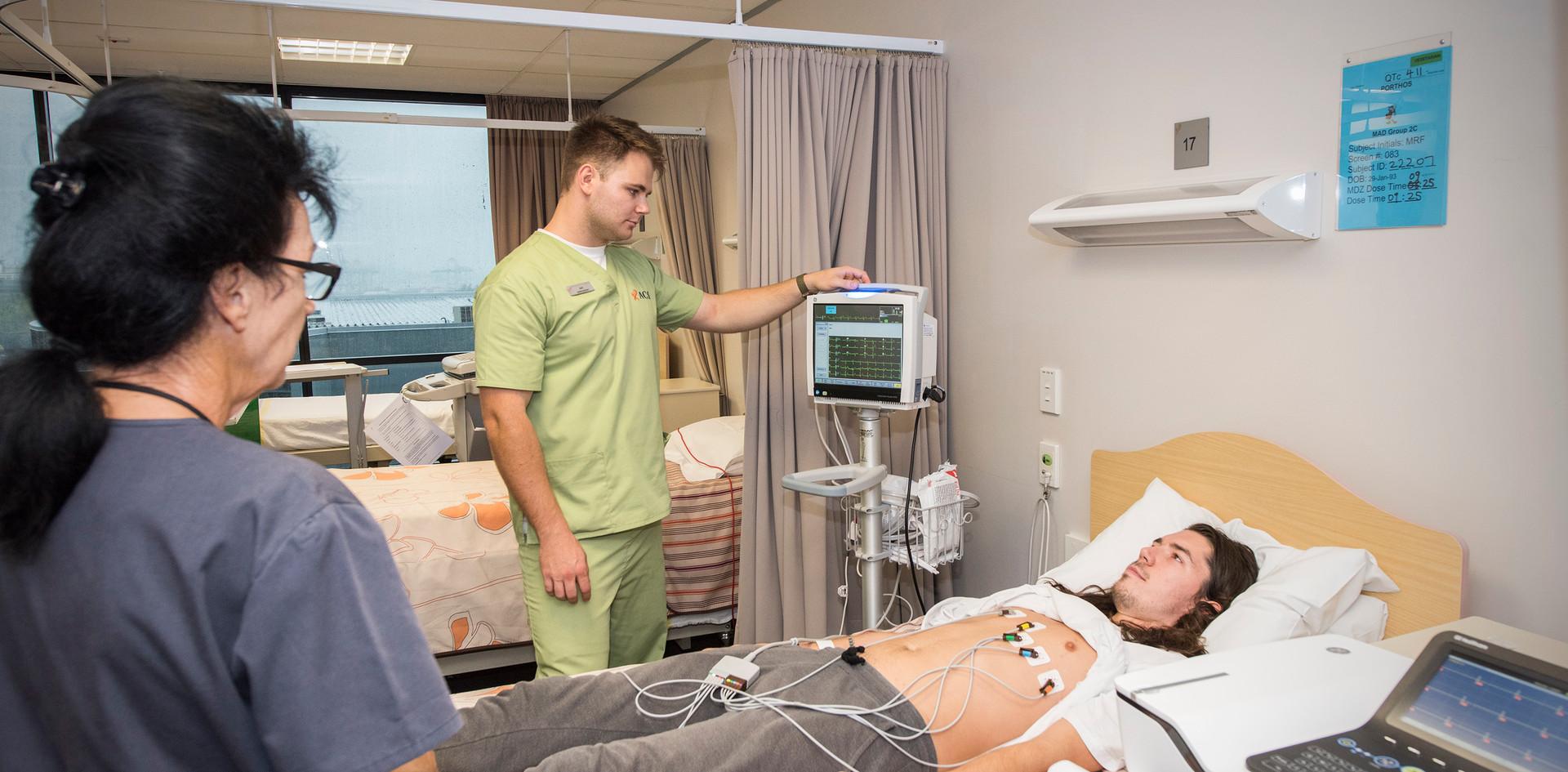 Auckland Clinical Studies Trials
