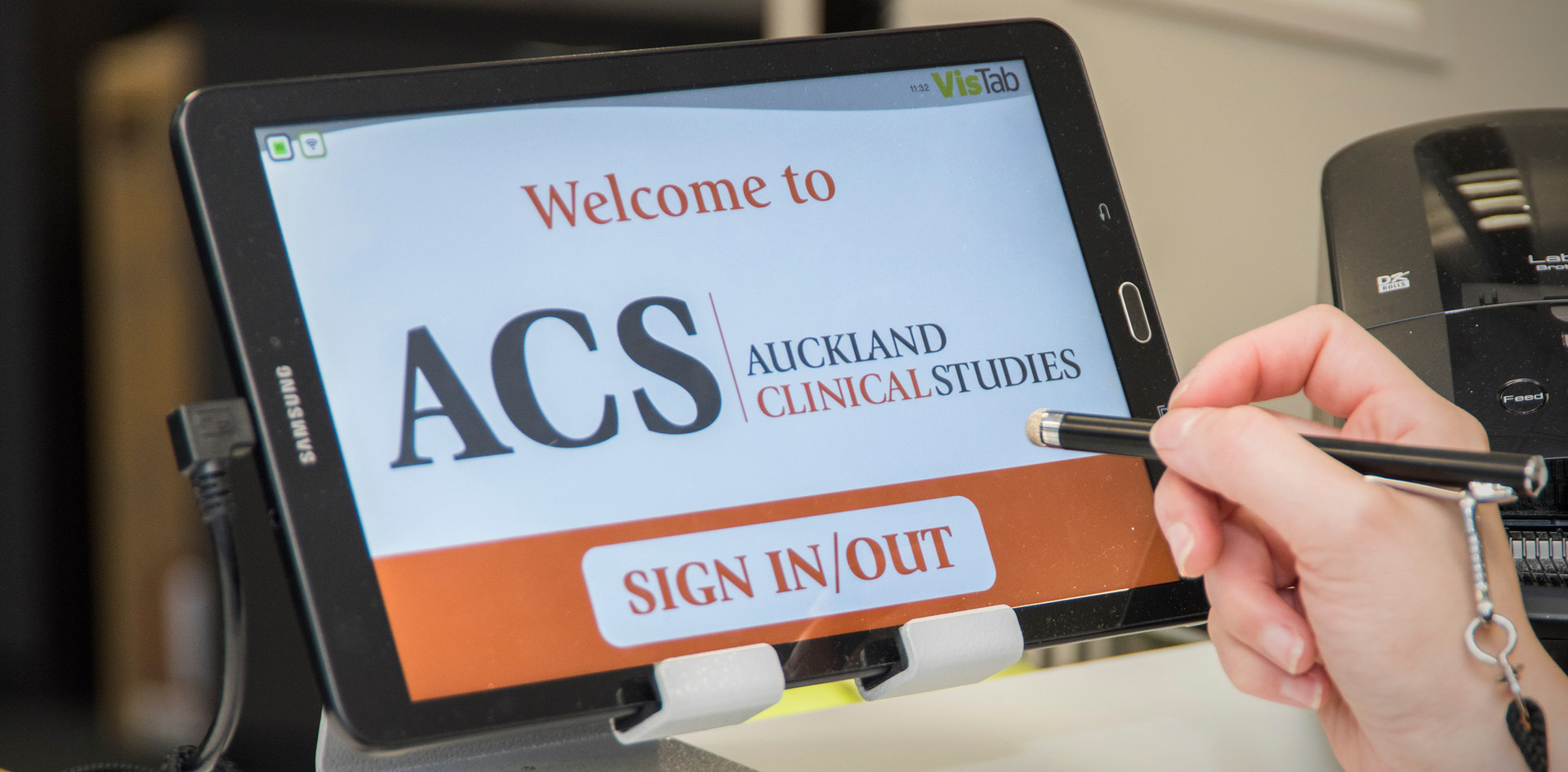 Auckland Clinical Studies Sign In