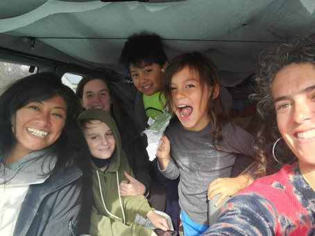 The Mama Caravan (take III) - How it came to be