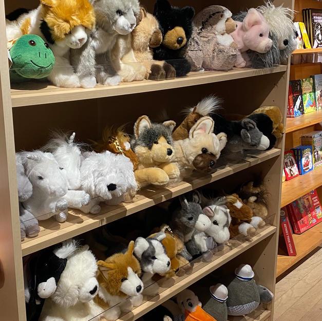 Stuffed Animals & Puppets