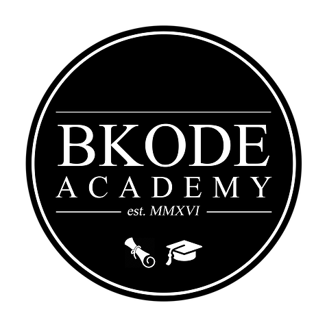 BKODE Academy dance program logo