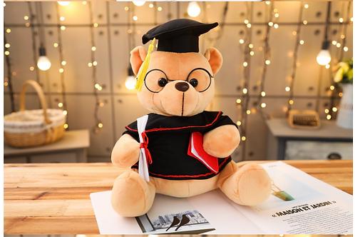 畢業小熊【28cm高】