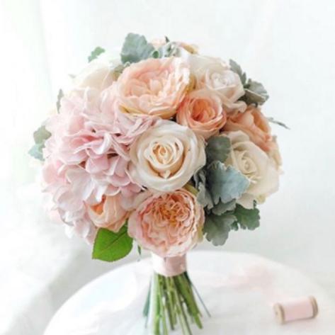 结婚花球 + 襟花 6號款式