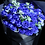 Thumbnail: 情人節 藍玫瑰20支 配襯花