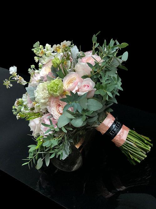结婚花球 + 襟花 7號款式
