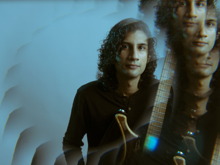 We Delve Into Abhi Manapragada New Album 'Confessions from a Drifter's Soul'