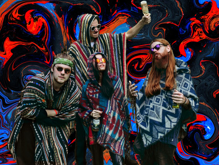 Progressive Rockers The Drunk Monks Drop New Single 'Therapy Song'