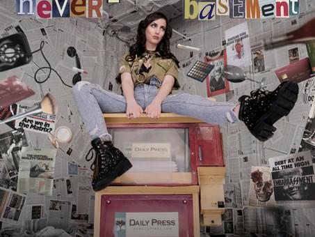 Nadia Vaeh Delivers Chic Rock-pop Anthem About Social Façades