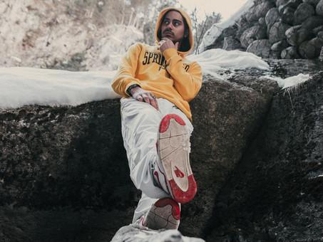 We Chat To: Rising Artist Jowes Jones