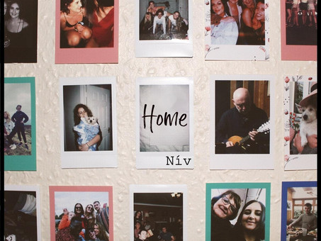 """NÍV imbues a natural folk light into the spacious serene scope of """"Home"""""""