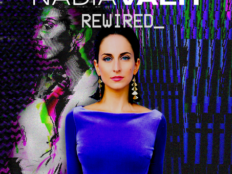 Nadia Vaeh Drops Remix Of  Her Single '1000 Cuts' by Vence Ray