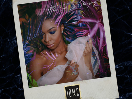 Ione Runs R&B Revival With Upcoming EP 'The Tide Is Changing'