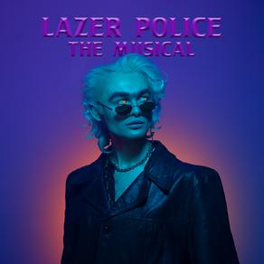 "Radiant artist Callum Crighton unleashes transcending debut EP 'Lazer Police: The Musical"""